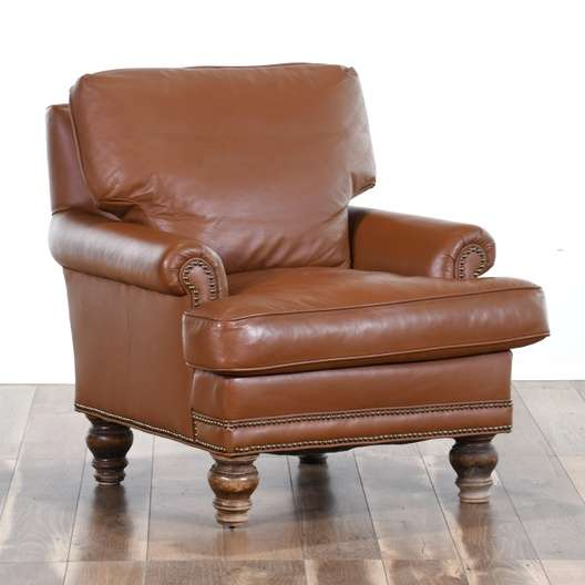 American Empire Style Lounge Chair 4