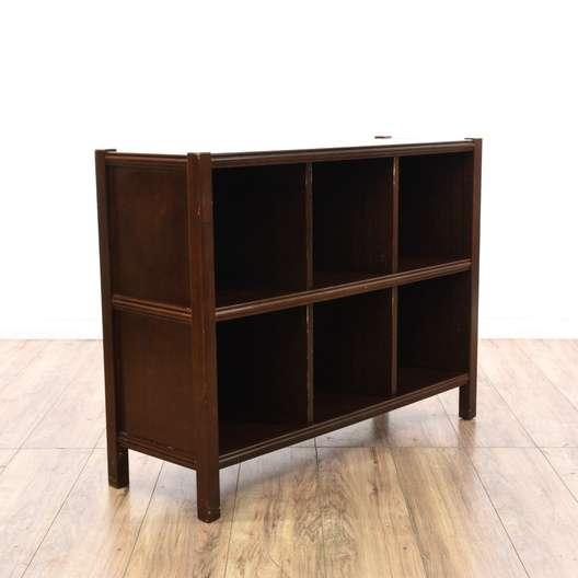 traditional cubby storage unit loveseat vintage furniture san diego. Black Bedroom Furniture Sets. Home Design Ideas
