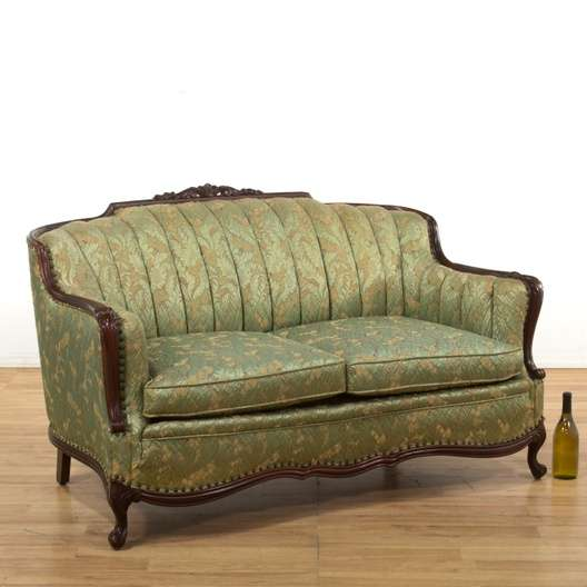 Brilliant Vintage Loveseats Used Loveseats In San Diego Los Angeles Gamerscity Chair Design For Home Gamerscityorg