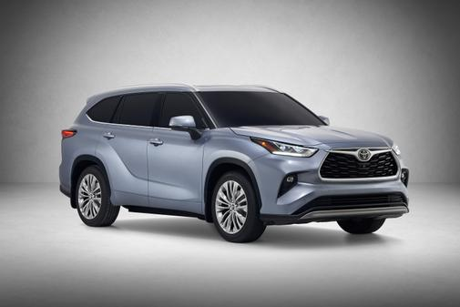 All-new Toyota Kluger revealed | Drive Car News