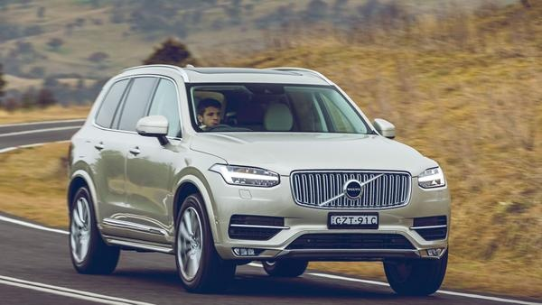 Volvo XC90 2018 Range Review | Price, Overview