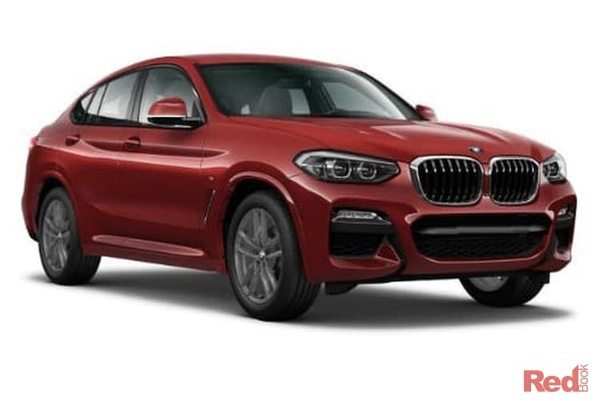 BMW X4 xDrive20d Selected 2019 plate BMW models - Finance Offer available