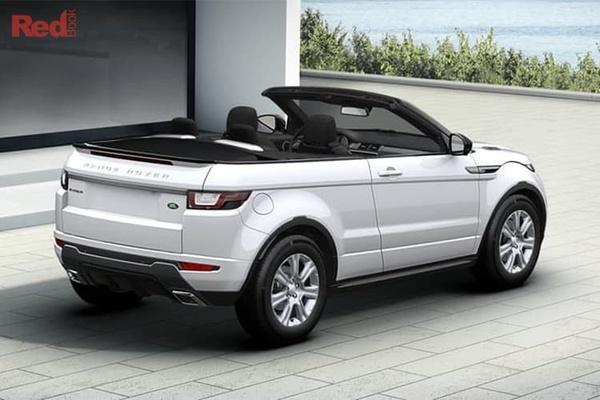 Land Rover Range Rover Evoque TD4