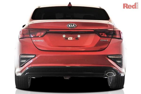 Kia Cerato Sport Cerato Sedan Sport auto from $24,490 drive away