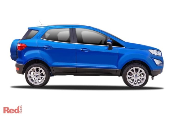 Ford EcoSport Titanium EcoSport Titanium petrol auto from $29,990 drive away