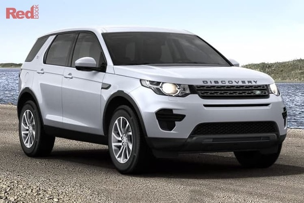 Land Rover Discovery Sport Si4 177kW Selected Land Rover models - Savings Equivalent to the GST