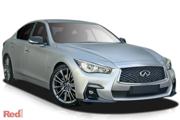 INFINITI Q50 Red Sport Q50 Red Sport Sedan from $63,888 drive away including Metallic Paint