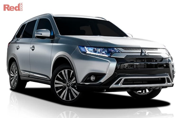 Mitsubishi Outlander LS Outlander 2WD LS CVT from $34,290 drive away + $2,000 Factory Bonus