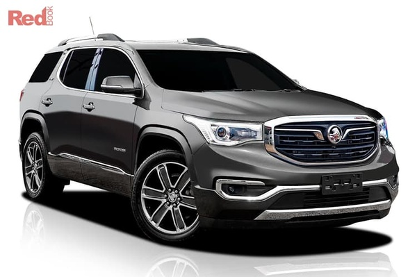 Holden Acadia LTZ-V 2019 Plate Acadia LTZ-V AWD petrol auto from $68,990 + Finance Offer Available