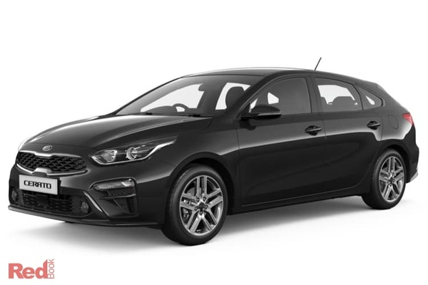 Kia Cerato Sport Cerato Hatch Sport auto from $24,490 drive away