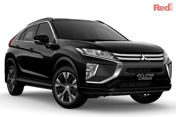 Mitsubishi Eclipse Cross ES Eclipse Cross 2WD ES CVT from $29,990 drive away