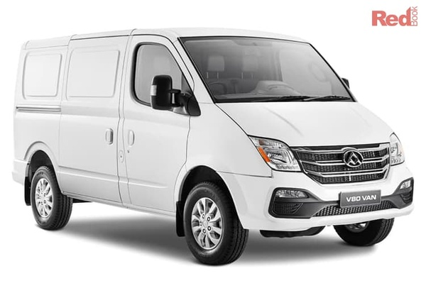 LDV V80  V80 Van Low Roof from $30,990 drive away (for ABN holders only)