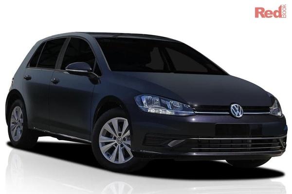 Volkswagen Golf 110TSI Golf 110TSI Trendline DSG from $26,990 drive away