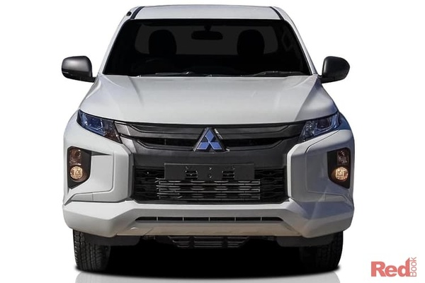 Mitsubishi Triton GLX Selected MY19 Triton models - 7 year/150,000km Warranty