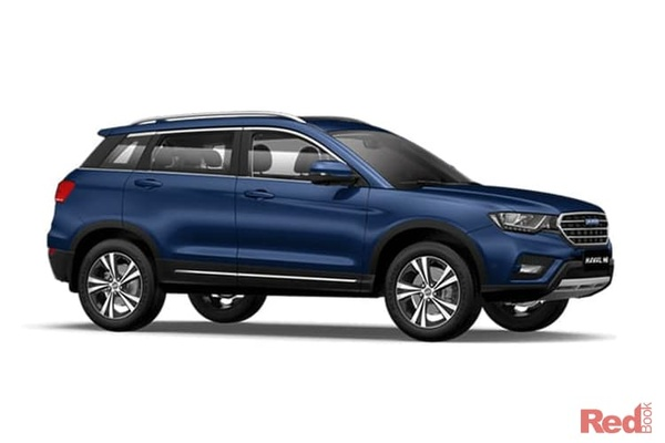 Haval H6 LUX H6 LUX Auto 4x2 (2019 Build) from $30,990 drive away