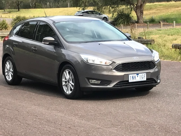 Ford Focus St Quick Spin Review