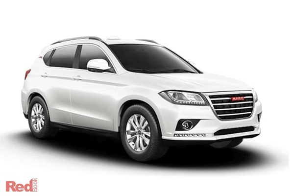 Haval H2 LUX H2 LUX Auto 4x2 (2019 Build) from $25,990 drive away