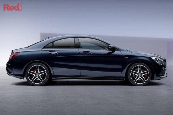 Mercedes-Benz CLA250 Sport
