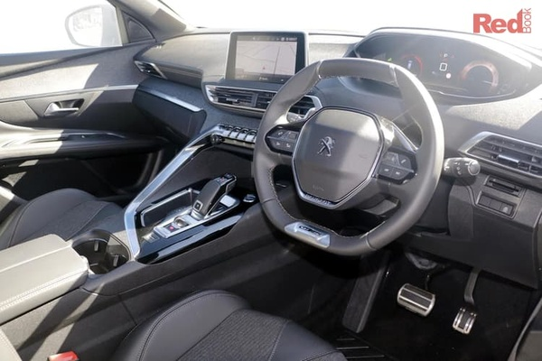 Peugeot 3008 GT Line 3008 GT Line SUV from $45,990 drive away
