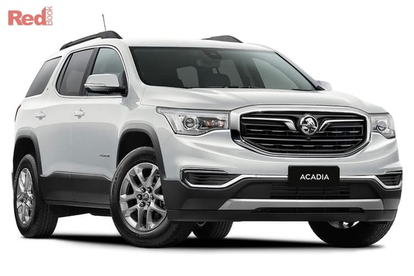Holden Acadia LT Acadia LT AWD auto from $47,990 drive away, Finance Offer available