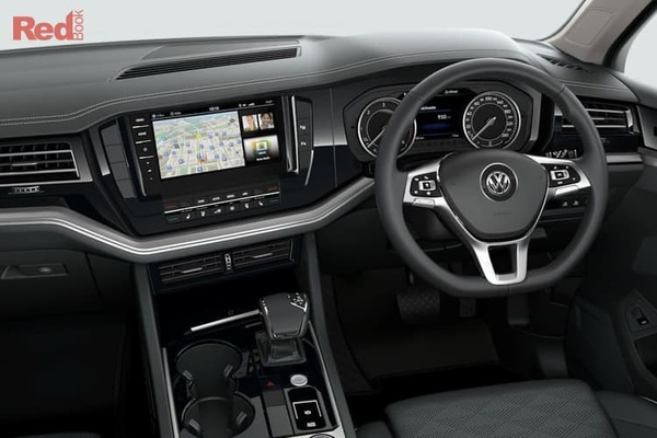Volkswagen Touareg 190TDI