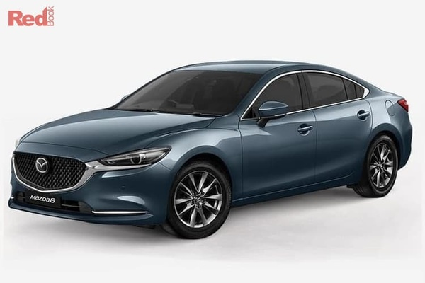 Mazda 6 Touring Selected Mazda6 models - 3 Years/30,000km Free Scheduled Servicing