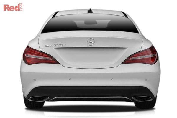 Mercedes-Benz CLA220 d