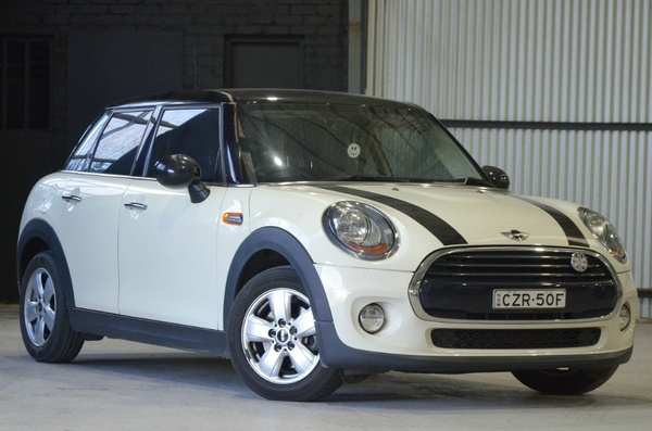 Road test: Mini Cooper D