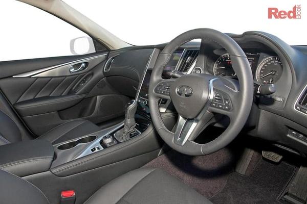 INFINITI Q50 Pure Q50 Pure Sedan from $41,888 drive away