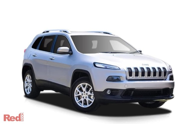 Jeep Cherokee Longitude MY18 Cherokee Longitude from $39,450 drive away