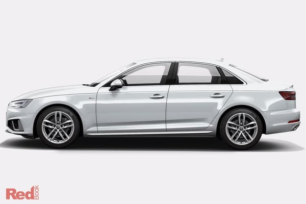 Audi A4 40 TFSI Selected Audi A3, A4 and A5 models - Finance Offer available