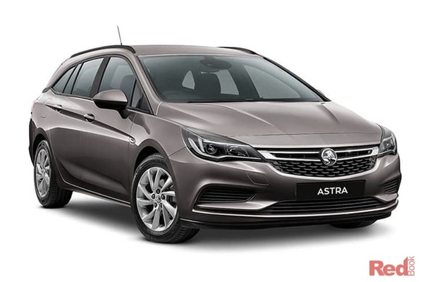 Holden Astra LS+ Astra Sportwagon LS+ auto from $22,990 drive away