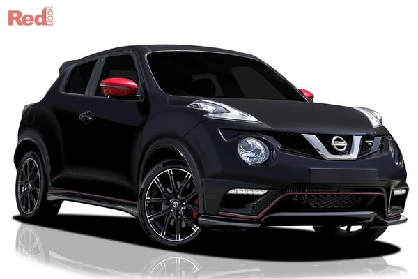 Nissan JUKE NISMO JUKE NISMO RS manual from $36,490 drive away