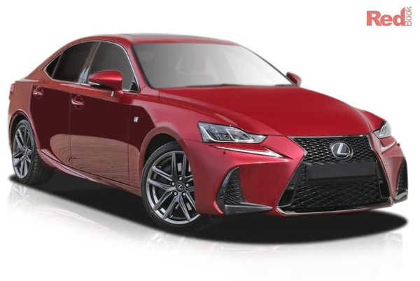 Lexus IS300 F Sport