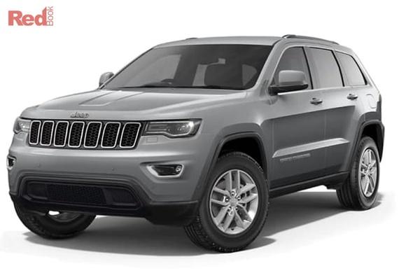 Jeep Grand Cherokee Laredo Grand Cherokee Laredo 4x4 petrol auto wagon from $55,450 drive away
