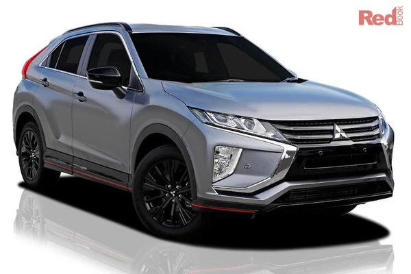 Mitsubishi Eclipse Cross Black Edition Eclipse Cross (19MY) 2WD Black Edition CVT from $31,990 drive away