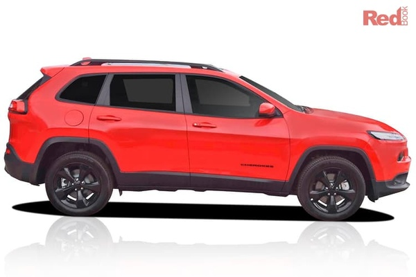 Jeep Cherokee Night Eagle Cherokee Night Eagle auto wagon from $43,450 drive away