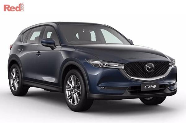 Mazda CX-5 Akera CX-5 Akera AWD petrol turbo auto from $52,740 drive away