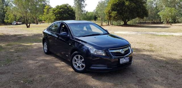 Used Car Review Holden Cruze 2009 2011