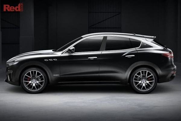 Maserati Levante GranSport 2019 Levante GranSport TwinTurbo V6 petrol (with no options) from $155,000 drive away