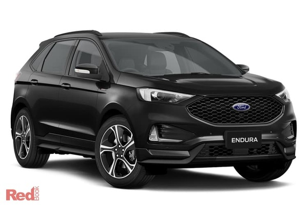 Ford Endura ST-Line 2018 Endura ST-Line FWD auto from $53,990 drive away