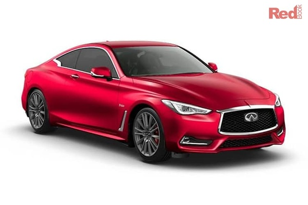 INFINITI Q60 Red Sport Q60 Red Sport Coupe from $72,888 drive away with free Metallic Paint