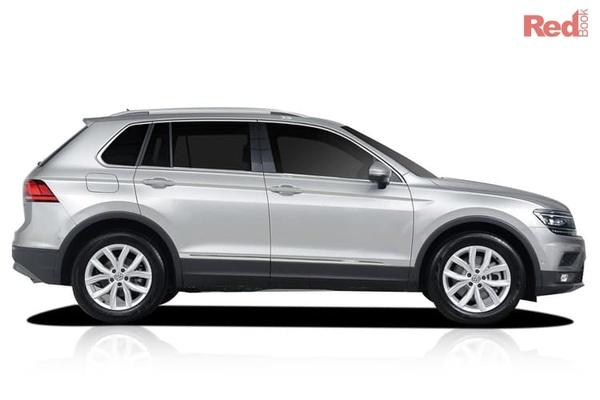 Volkswagen Tiguan 132TSI Tiguan 132TSI Comfortline DSG - Free 3 Years/45,000 km Scheduled Servicing
