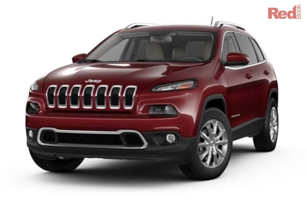 Jeep Cherokee Limited MY17 Cherokee Limited 4x4 from $41,450 drive away