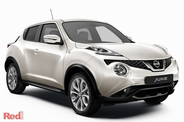 Nissan JUKE ST JUKE ST manual from $23,490 drive away