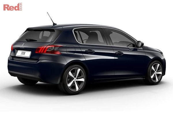 Peugeot 308 Allure MY18 308 Allure hatch from $29,990 drive away
