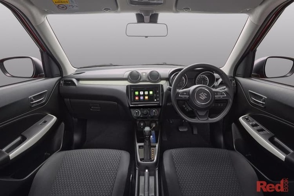 Suzuki Swift GL Navigator Swift GL Navigator auto hatch with Safety Pack from $19,690 drive away