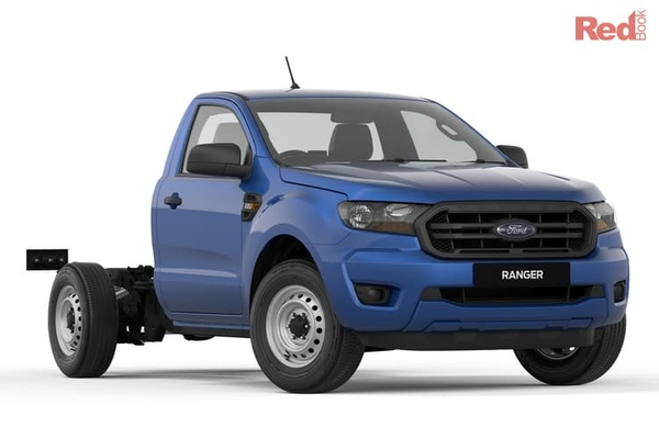 Ford Ranger XL 2019 Plate MY2019 Ranger XL 4x2 Single Cab Chassis manual from $29,990 drive away