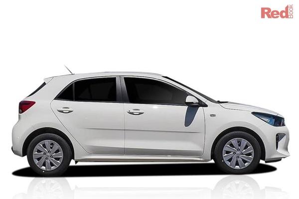 Kia Rio S Rio S auto hatch from $17,990 drive away