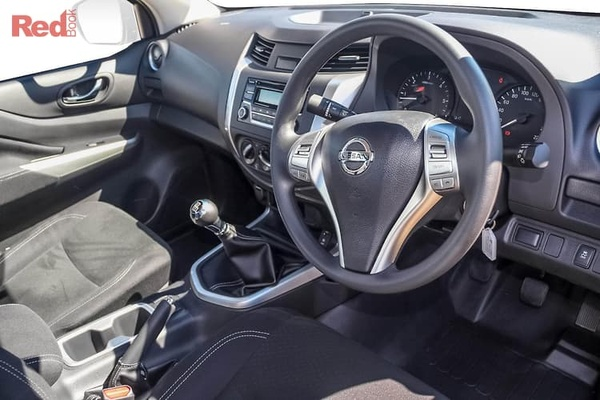 Nissan Navara RX Navara RX 4x2 single cab chassis manual from $25,990 drive away for ABN buyers